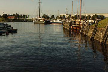 Jachthaven te Vollenhove. van Benny van de Werfhorst