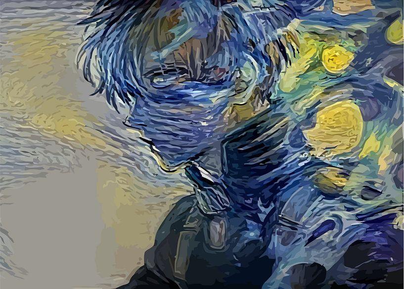 Van Gogh Todoroki van Daniel Ortega