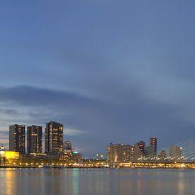 Rotterdam Kop van Zuid sur Rens Marskamp