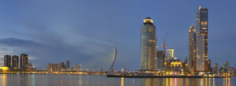Rotterdam Kop van Zuid van Rens Marskamp