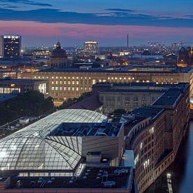 Berliner Dom an der Spree von Heiko Lehmann