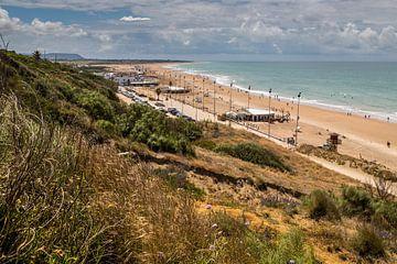Strand von Conil de la Frontera in Spanien/Andalusien von Gottfried Carls