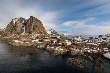 Hamnøy Lofoten(Norwegen) von Maik Richter