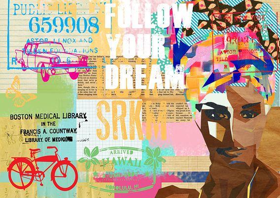 Follow your dream van Green Nest