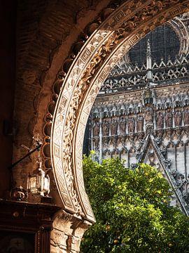 Seville Cathedral – Puerta del Perdón sur Alexander Voss