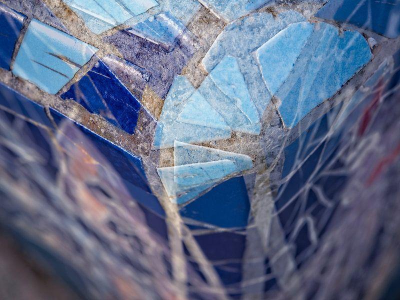 Couleur bleue sur Willy Backhaus
