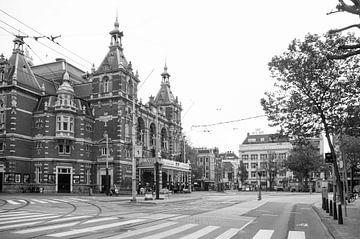 Leidseplein - Stadsschouwburg von Hugo Lingeman