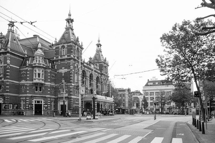 Leidseplein - Stadsschouwburg van Hugo Lingeman