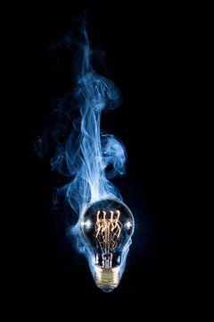 Rokkende lamp sur Sander van Kampen