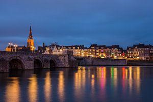 Zicht op Wijck, Maastricht van