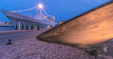 SS Rotterdam sur