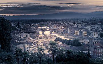 Florence Ponte Vecchio sur Dennis Donders