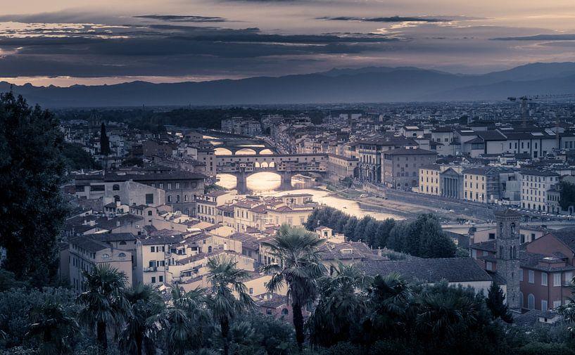 Florence Ponte Vecchio van Dennis Donders