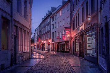 Zentrum Aachen von Bas Handels