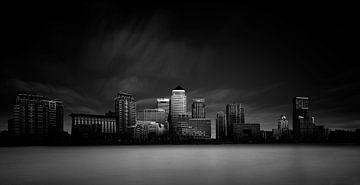 Londoner Innenstadt von Arthur van Orden