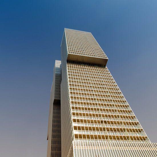 Grootste gebouw van Nederland (De Rotterdam)