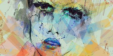 Sehnsucht abstrakt von Marion Tenbergen