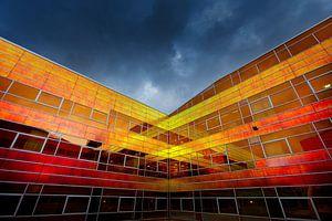 Bâtiment de l'UWV à Almere