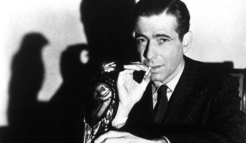 Humphrey Bogard van Brian Morgan