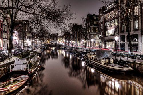 Amsterdamse Leidsegracht van