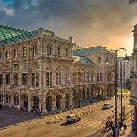 Opera, Weense Staatsopera van Dennis Donders