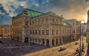 Oper, Wiener Staatsoper von Dennis Donders