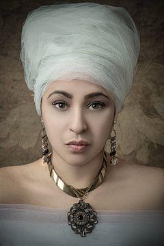 Nofretete die schöne Königin von Manon Moller Fotografie