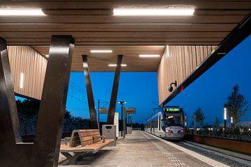 Bahnhof Lansingerland-Zoetermeer von Raoul Suermondt