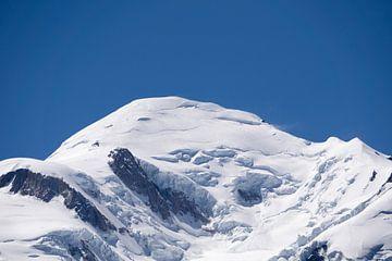 Le sommet du Mont-Blanc sur Barbara Brolsma