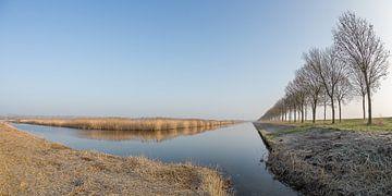 Flevolandschap #01  von Michiel Leegerstee