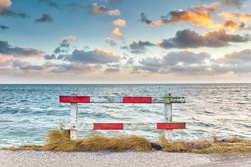 Wadden Sea Landscape I sur Evert Jan Luchies