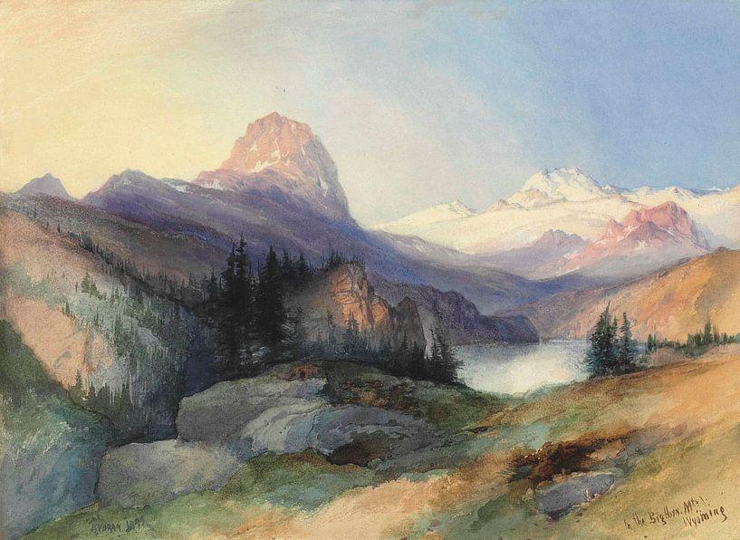 In den Bergen von Antonije Lazovic