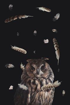 Ruffling some feathers van Elianne van Turennout