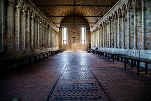 Kloster Mont St. Michelle
