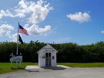Das kleinste Postamt in den USA von Christiane Schulze