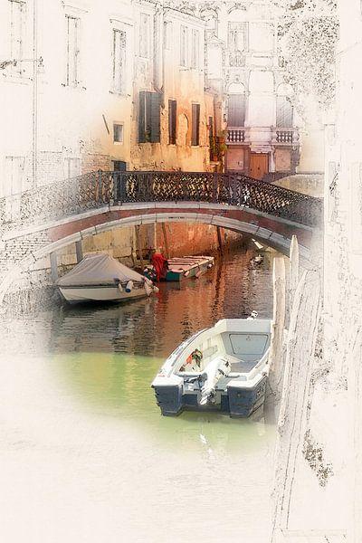 Venedig 04 von Erich Krätschmer
