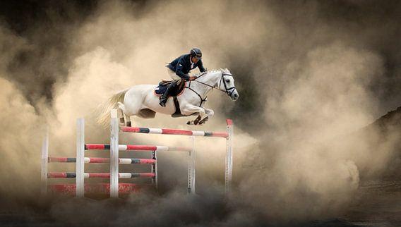 Wit paard, Arif Ünsal