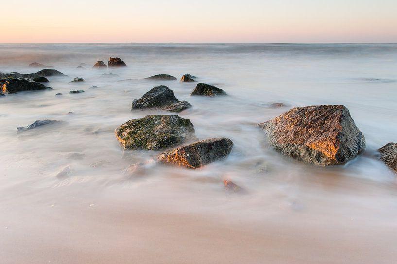 Scheveningen Beach - 1 van Damien Franscoise
