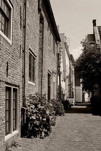 Mittelalterliche Wand Häuser, Amersfoort, Niederlande