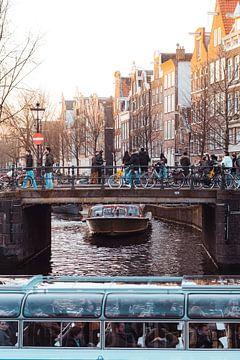 Amsterdamse grachten sur Ali Celik