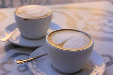 Echte Italiaanse Cappuccino van