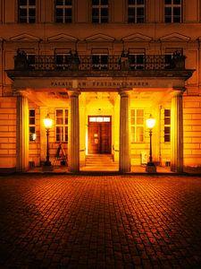 Berlin – Palais am Festungsgraben