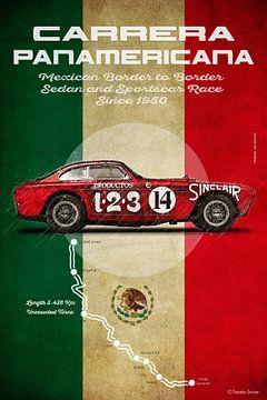 Carrera Panamericana Vintage van Theodor Decker
