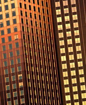 Maastoren in Rotterdam von Vincent van Kooten