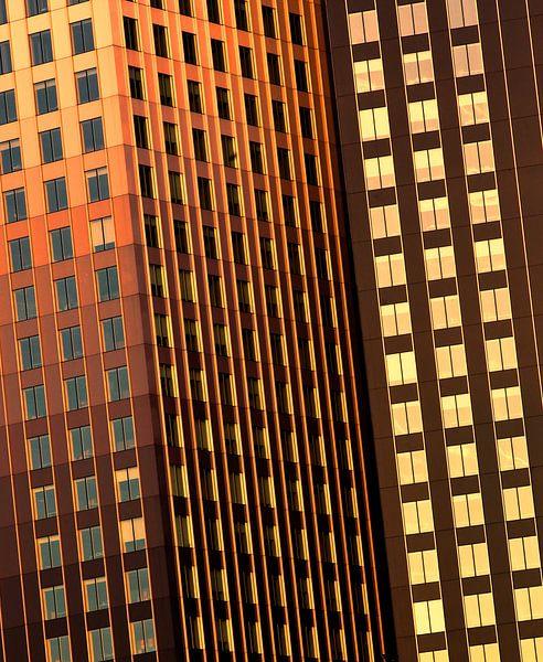 Maastoren in Rotterdam van Vincent van Kooten