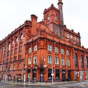 Baltic Triangle Liverpool van Anne Travel Foodie