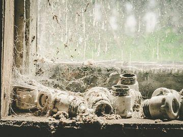 Fusibles sur le rebord de la fenêtre