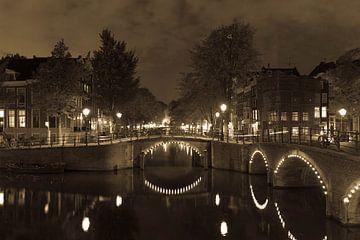 Grachtengordel Amsterdam, Reguliersgracht van GoWildGoNaturepictures