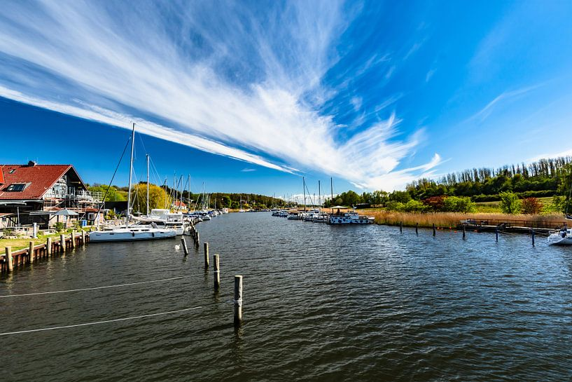 Hafen Seedorf, Insel Rügen von GH Foto & Artdesign