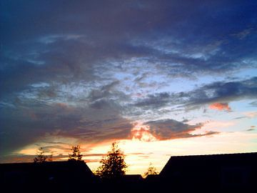 In de wolken van Frank Kleijn